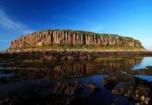澎湖桶盤地質公園