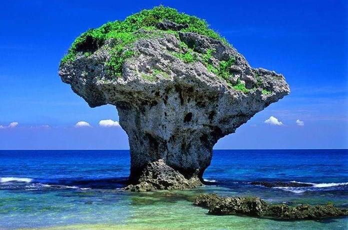 小琉球 花瓶岩